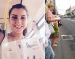 Czytasz książki – podróżujesz komunikacją miejską za darmo. Tak promuje się czytanie w Rumunii.