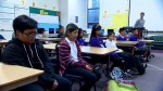 Medytacja w szkołach podstawowych w Bershire