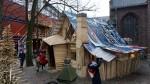 Duńczyk zbudował dom z materiałów wtórnych, w którym można własnoręcznie wykonać prezenty