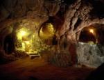 Mężczyzna podczas remontu w piwnicy odkrył podziemne, starożytne miasto