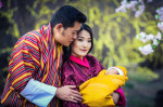 Parze królewskiej w Butanie urodził się syn, mieszkańcy posadzili z tej okazji 108 tys. drzew