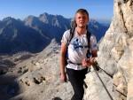 Ma 25 lat i za sobą już 36 europejskich szczytów… a jest niewidomy