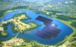 W Japonii, na sztucznym jeziorze Yamakura powstaje największa na świecie pływająca farma solarna