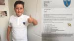 Gdy autystyczny chłopiec nie zdał egzaminu, jego nauczycielka wysłała mu poruszający list