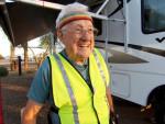 93-latek w ciągu trzech lat przebiegł Amerykę od wybrzeża do wybrzeża