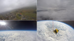 Szesnastolatek sam zaprojektował sondę badawczą i wypuścił ją do stratosfery