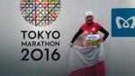 73-letnia Polka zdobyła światową koronę maratonów