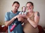Lekarze mówili, że ta maleńka dziewczynka nie dożyje swoich pierwszych urodzin, niedawno zaczęła pierwszy dzień w szkole