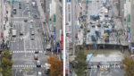 Gigantyczna wyrwa w ulicy naprawiona w 48 godzin