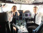 Linia lotnicza Easy Jet ma najmłodszą kobietę kapitan na świecie!