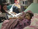 22 letnia niania oddała część wątroby dziewczynce, którą opiekowała się zaledwie 3 tygodnie