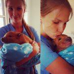 Była modelka z Polski uczy wrażliwości do zwierząt