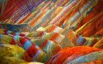 Gdzie leżą tęczowe góry Danxia i jak się tam dostać
