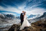 Para złożyła przysięgę małżeńską na szczycie Mount Everest