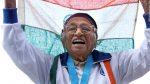 101-letnia kobieta wygrała bieg na 100 metrów