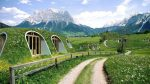 Domek Hobbita, który może zbudować każdy… i to już w trzy dni