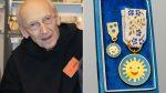 Ojciec Leon Knabit odznaczony Orderem Uśmiechu