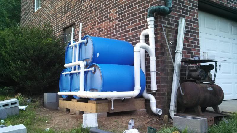 Pomysłowe systemy zbierania wody deszczowej