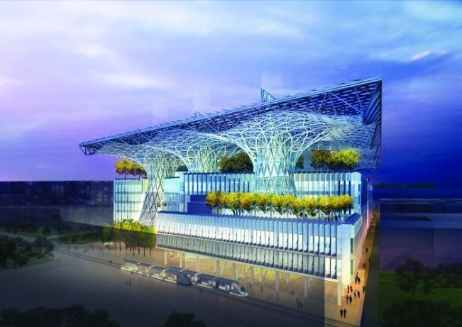 Masdar Headquarters – pierwszy na świecie budynek o dodatnim bilansie energetycznym