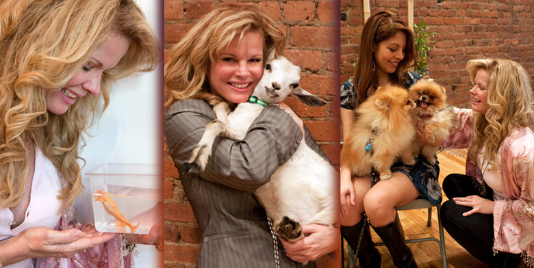 Naucz się komunikacji ze zwierzętami metodą Amelii Kinkade – dziś premiera książki