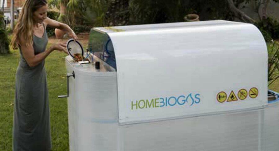 HOME BIOGAS – gaz lub nawóz z bio-odpadów