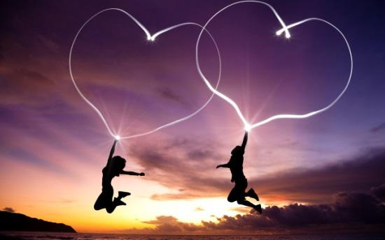 Im bardziej kochamy, tym bardziej możemy kochać.