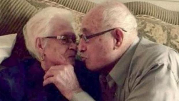 Para świętuje 82 rocznicę ślubu