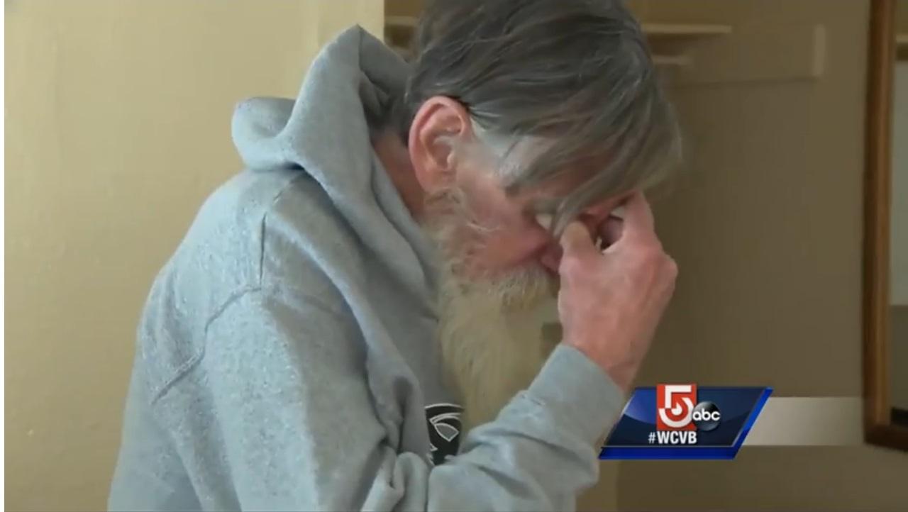 Kobieta przeznaczyła wygraną na loterii na mieszkanie dla bezdomnego