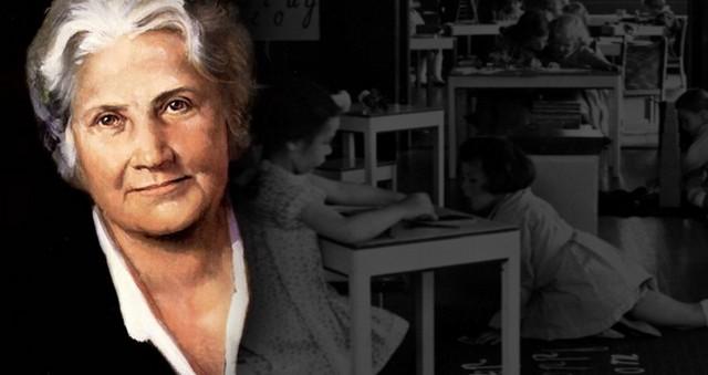 Nowoczesna pedagogika według Marii Montessori