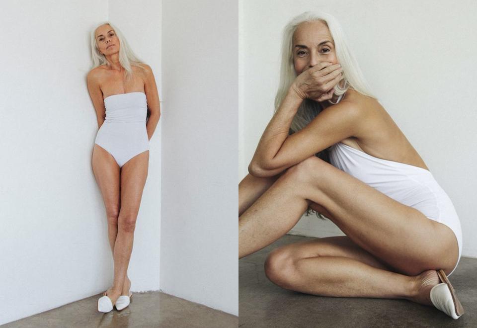 Yasmina Rossi – 60-letnia modelka w strojach kąpielowych