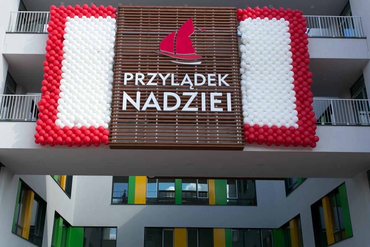 Tajemniczy darczyńca przekazał milion złotych dla Przylądka Nadziei we Wrocławiu