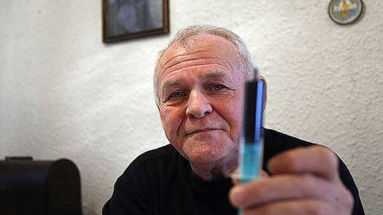 Ten mężczyzna wyleczył 5000 ludzi z raka, ma receptę na 90-dniową terapię