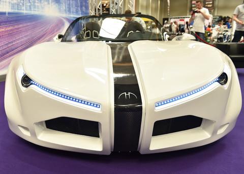 Premier – pierwszy polski samochód na wodór