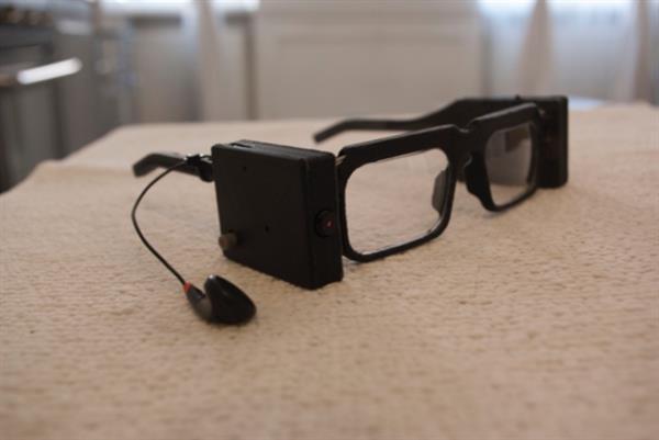 Polacy stworzyli okulary, które pomogą niewidomym