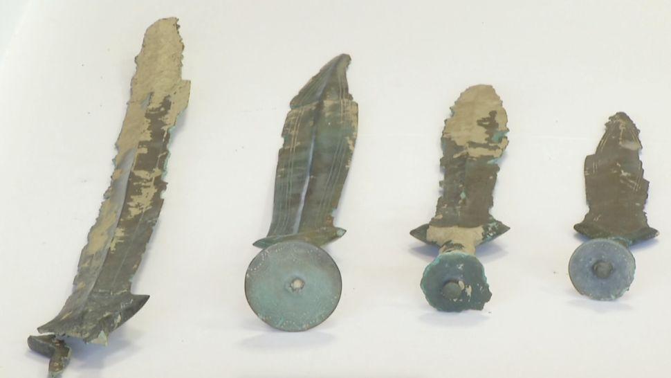 Grzybiarze znaleźli skarb sprzed trzech tysięcy lat