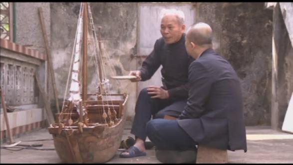 600-letnia księga ukryta w domu rybaka