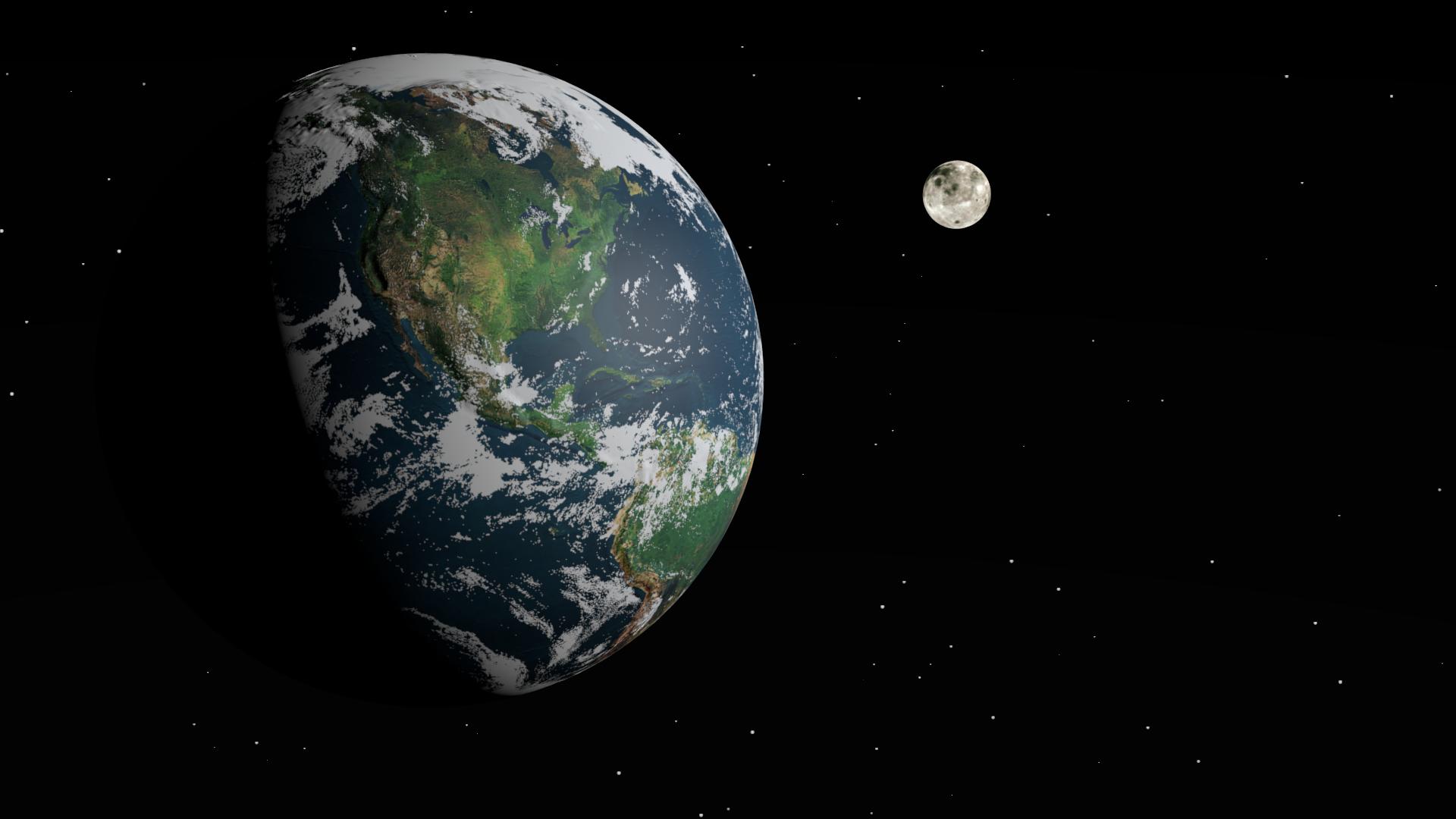 Ziemia ma drugiego obok księżyca naturalnego satelitę