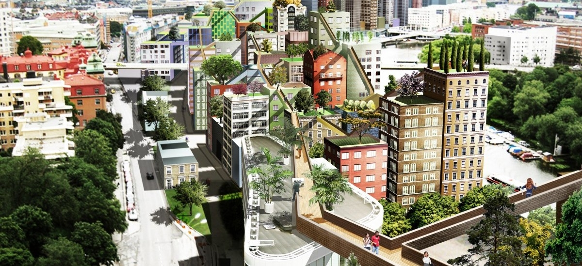 W stolicy Szwecji  szykowana jest rewolucja urbanistyczna