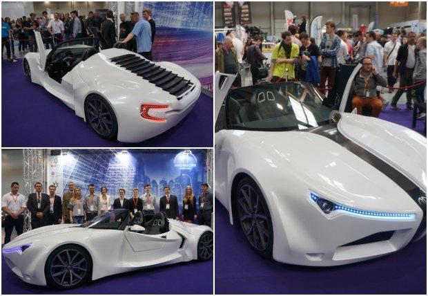 Świat nie może uwierzyć, że to polski samochód