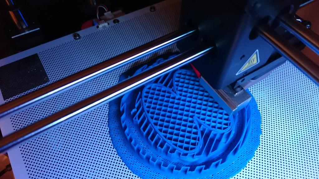 Najlepsza drukarka 3D pochodzi z Olsztyna