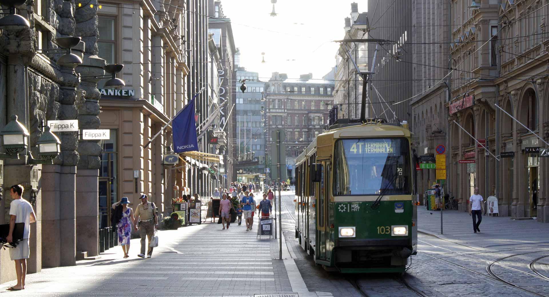 Helsinki – pierwsze miasto na świecie bez samochodów