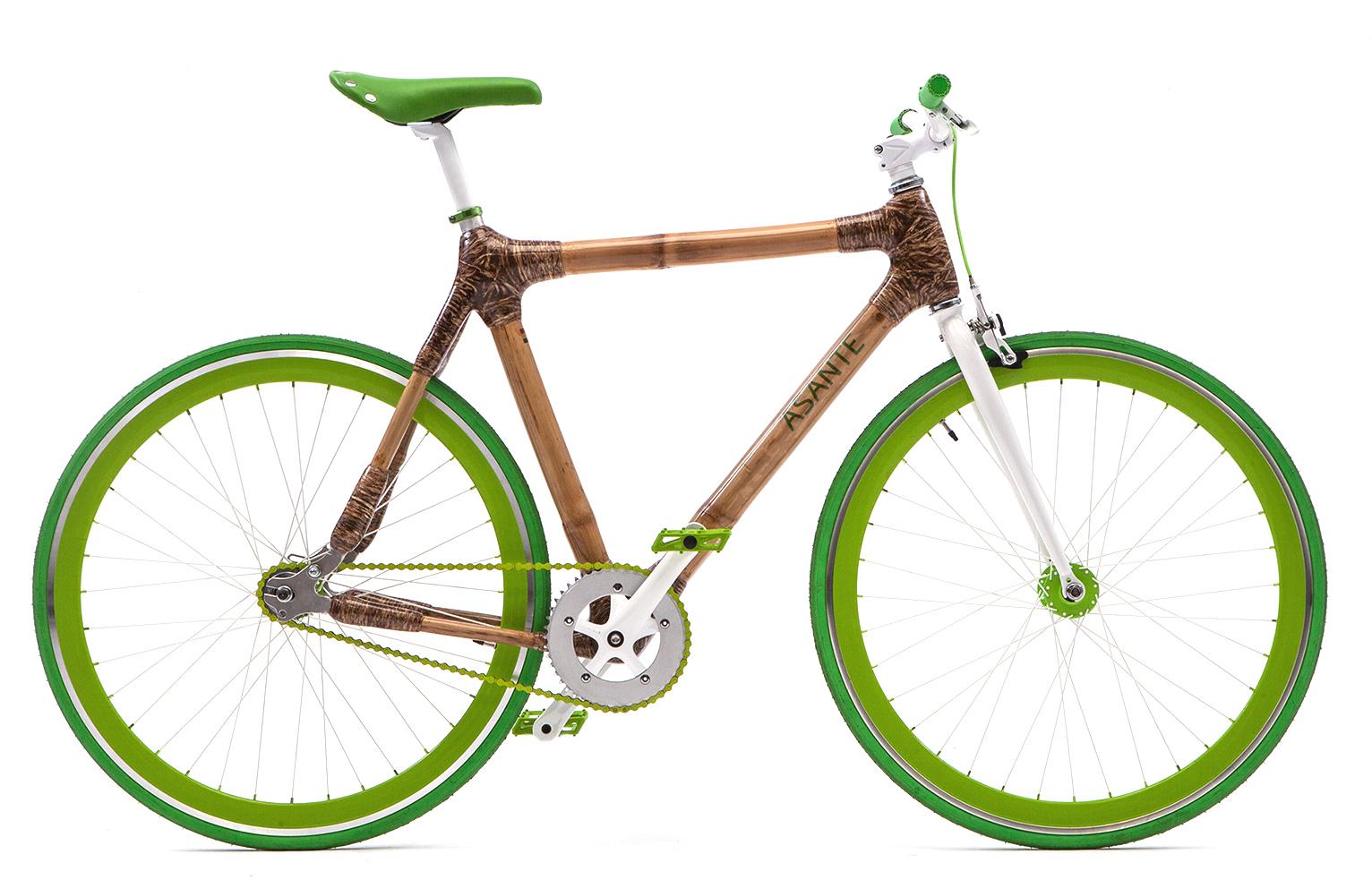 Polska firma produkuje w Ghanie rowery z bambusa, wspierając lokalną edukację