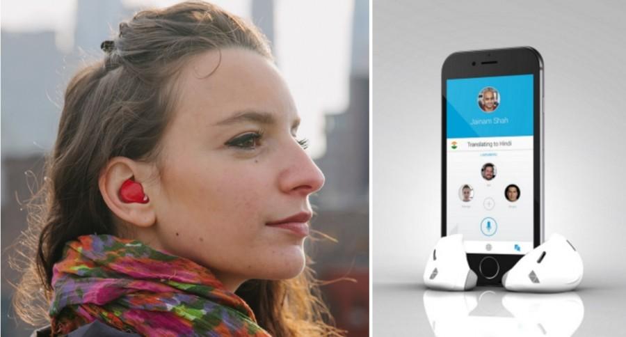 Firma Waverly Labs skonstruowała słuchawkę, która błyskawicznie tłumaczy z dowolnych języków