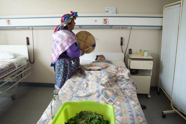 Szamańskie obrzędy po obchodzie, czyli pierwszy multikulturowy szpital w Argentynie