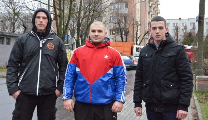 Oto bohaterowie którzy wynieśli dzieci z płonącego mieszkania. Kulisy pożaru w wieżowcu w Kędzierzynie-Koźlu.