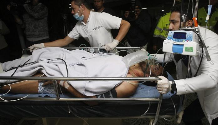 Alan Ruschel piłkarz, który przeżył katastrofę lotniczą w Kolumbii. W szpitalu pytał tylko o rodzinę