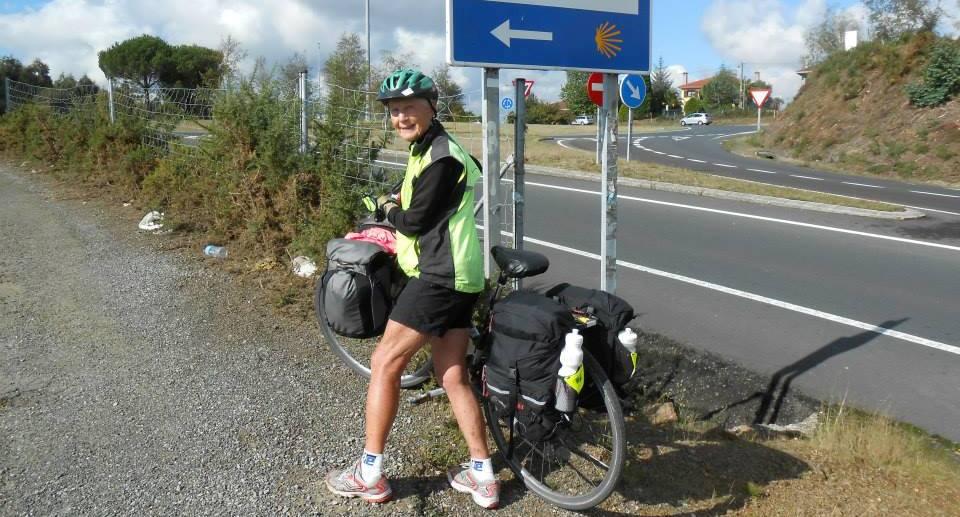 MA 78 lat, przejechała 10 tysięcy mil i to jeszcze nie koniec