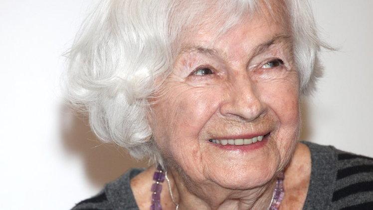 Danuta Szaflarska – piękny, szlachetny człowiek – obchodzi dziś 102 urodziny