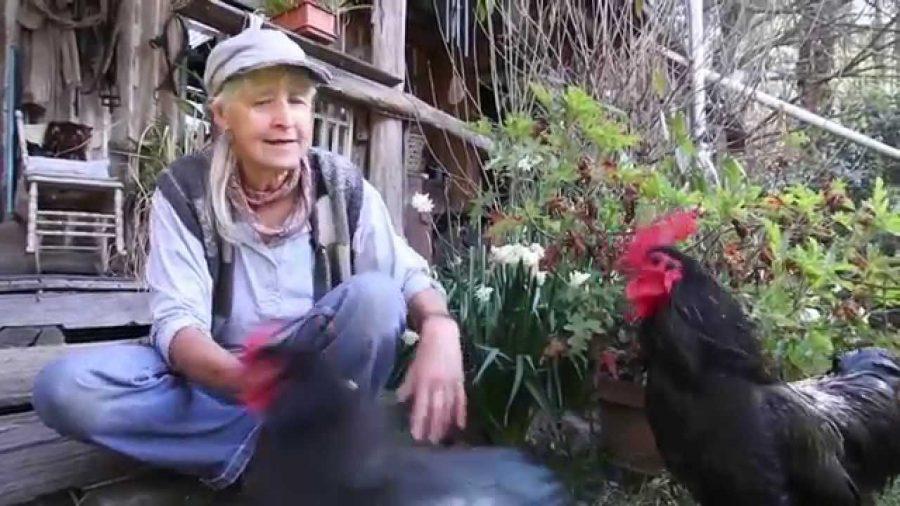 Poznajcie Jill Redwood, kobietę która żyje odizolowana od reszty świata od ponad 30 lat