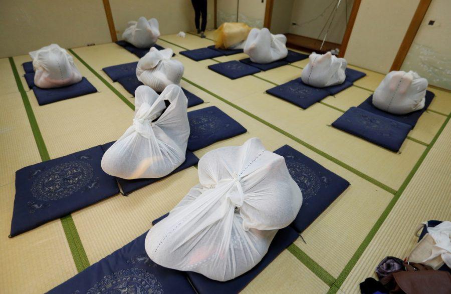 """""""Otona maki"""" – szokująca terapia z Japonii"""